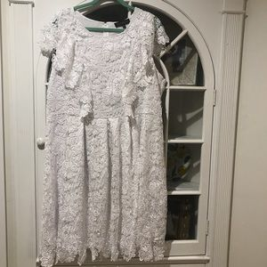 BRAND NEW / WITH TAGS Eloquii Lace Dress!